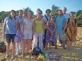 L'équipe au Togo