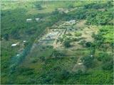 Photo aérienne de Lovisa Kopé (Togo)