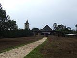 Vue générale du monastère