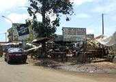 Une place à Lomé