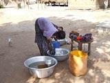 A Agronakopé, la lessive traditionnelle