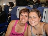 Emmanuelle et Sabrina