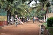 Arrivée au Togo