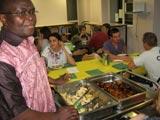 Soirée togolaise au CSND