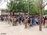 Ecoliers de Lovisa Kopé au Togo