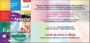 La semaine du Togo à Lyon