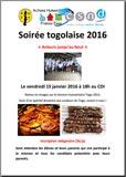 Soirée togolaise 2016
