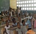 Les élèves de l'école de Baka Kopé.