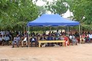 Inauguration du kiosque à eau SOTRAD Water