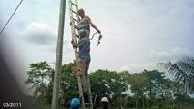 Électricité à LK